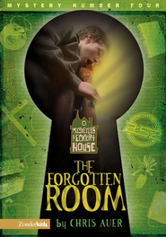 The Forgotten Room - eBook  -     By: Chris Auer