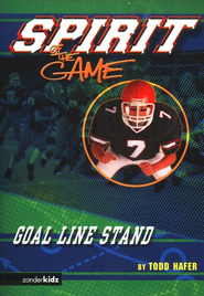 Goal-Line Stand - eBook  -     By: Todd Hafer