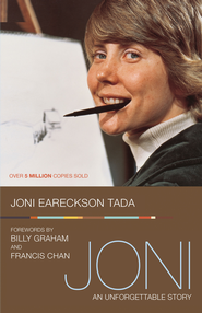 Joni: An Unforgettable Story - eBook  -     By: Joni Eareckson Tada