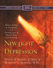 New Light on Depression: Help, Hope, and Answers for the Depressed and Those Who Love Them - eBook  -     By: David B. Biebel