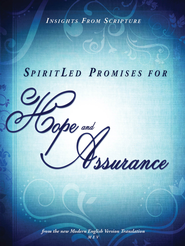 SpiritLed Promises for Hope and Assurance - eBook  -