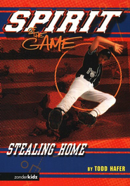 Stealing Home - eBook  -     By: Todd Hafer
