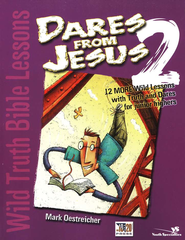 Wild Truth Bible Lessons 2: 12 More Wild Studies for Junior Highers, Based on Wild Bible Characters - eBook  -     By: Mark Oestreicher