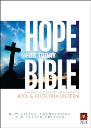 Hope for Today Bible - eBook  -     By: Joel Osteen