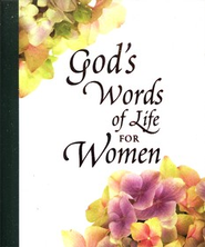 God's Words of Life For Women Miniature Edition   -