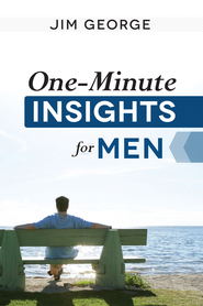 One-Minute Insights for Men - eBook  -     By: Jim George