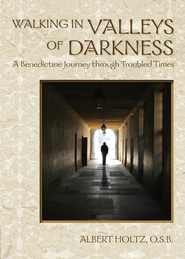 Walking in Valleys of Darkness: A Benedictine Journey through Troubled Times - eBook  -     By: Albert Holtz