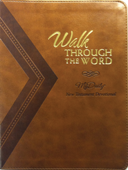 Walk Through the Word: A New Testament Devotional - eBook  -     By: Thomas Nelson Publishers