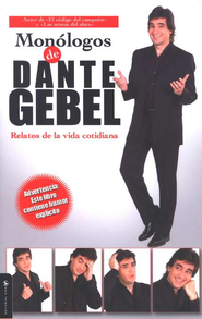 Monologos de Dante Gebel: Stories of the Daily Life - eBook  -     By: Dante Gebel