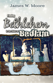 Finding Bethlehem in the Midst of Bedlam - Adult Study: An Advent Study - eBook  -     By: James W. Moore