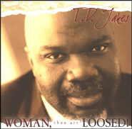 Woman Thou Art Loosed Audio Book  -     By: T.D. Jakes