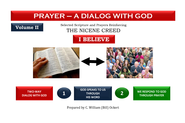 Prayer: A Dialog with God Volume II / Digital original - eBook  -     By: Bill Ockert