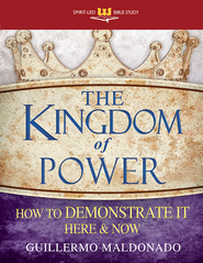 The Kingdom Of Power (Spirit-Led Bible Study) - eBook  -     By: Guillermo Maldonado