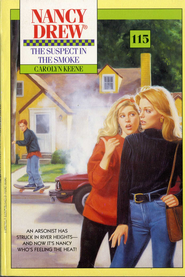 The Suspect in the Smoke - eBook  -     By: Carolyn Keene