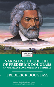 Narrative of the Life of Frederick Douglass: An American Slave, Written by Himself - eBook  -     By: Frederick Douglass