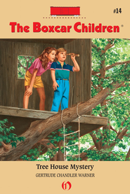 Tree House Mystery - eBook  -     By: Gertrude Chandler Warner     Illustrated By: David Cunningham