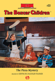 The Pizza Mystery - eBook  -     By: Gertrude Chandler Warner     Illustrated By: Charles Tang