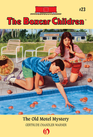 The Old Motel Mystery - eBook  -     By: Gertrude Chandler Warner     Illustrated By: Charles Tang