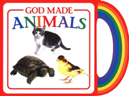 God's Gifts to Me: God Made Animals, Mini Board Book   -     By: Michael Vander Klipp