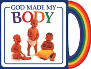 God's Gifts to Me: God Made My Body, Mini Board Book   -     By: Michael A. Vander Klipp