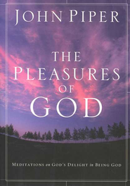 The Pleasures of God - Audiobook on CD   -     By: John Piper
