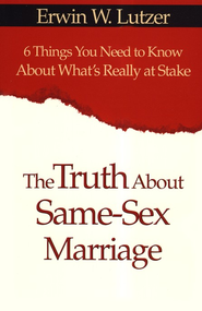 The Truth About Same-Sex Marriage - audiobook on CD  -     By: Erwin W. Lutzer