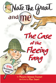 Nate the Great and Me: The Case of the Fleeing Fang - eBook  -     By: Marjorie Weinman Sharmat