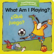 ¿Qué Juego? - Bilingüe  (What Am I Playing? - Bilingual)  -     By: American Heritage