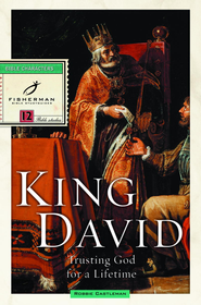 King David: Trusting God for a Lifetime - eBook  -     By: Robbie Castleman