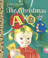 The Christmas ABC - eBook  -     By: Florence Johnson     Illustrated By: Eloise Wilkin