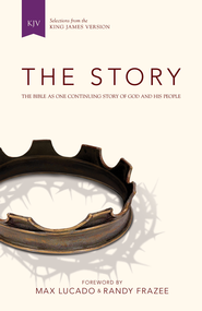 The Story, KJV: The Bible as One Continuing Story of God and His People - eBook  -