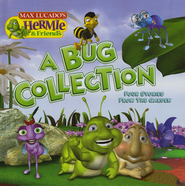 A Bug Collection: Four Stories from the Garden - eBook  -     By: Max Lucado