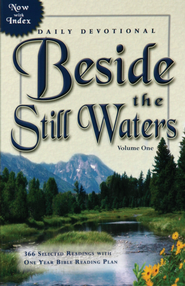 Beside the Still Waters v. 1 Indexed Edition - eBook  -