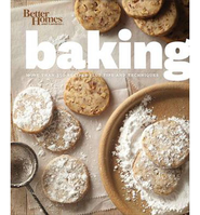 Better Homes and Gardens Baking Book  -