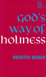 God's Way of Holiness / New edition - eBook  -     By: Horatius Bonar