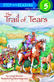 Trail of Tears - eBook  -     By: Joseph Bruchac