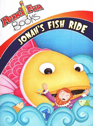 Jonah's Fish Ride, Pencil Fun Books, 10 Pack   -