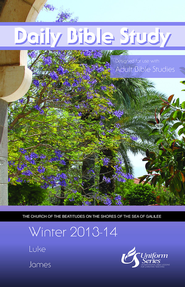 Daily Bible Study Winter 2013-2014 - eBook  -     By: Gary Thompson, Sue Mink, Kathryn A. Shockley