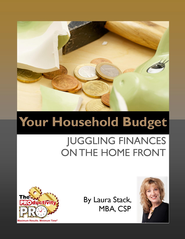 Your Household Budget: Juggling Finances on the Home Front - eBook  -     By: Laura Stack