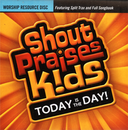 Today Is the Day Worship Resource Disc   -