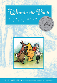 Winnie the Pooh Deluxe Edition  -     By: A.A. Milne     Illustrated By: Ernest H. Shepard