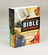 Essential Bible Reference Collection  -