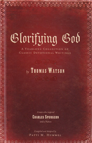 Glorifying God: A Yearlong Collection of Classic Devotional Writings - eBook  -     By: Patti Hummel