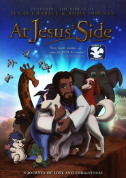 At Jesus' Side DVD  -