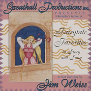 Fairytale Favorites in Story & Song         - Audiobook on CD  -     By: Jim Weiss