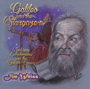 A Storytellers Version of Galileo & The Stargazers Audio CD   -     By: Jim Weiss