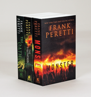 The Visitation, The Oath, & Monster - 3 Pack  -     By: Frank E. Peretti