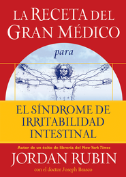 La receta del Gran Medico para irritabilidad intestinal - The Great Physician's Rx for Irritable Bowel Syndrome - eBook  -     By: Jordan Rubin, Joseph Brasco