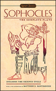 Sophocles: The Complete Plays  -     By: Sophocles