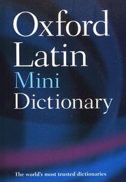 Oxford Latin Mini Dictionary, Second Edition  -